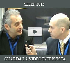 Sigep 2013 - Video intervista a Davide Pini